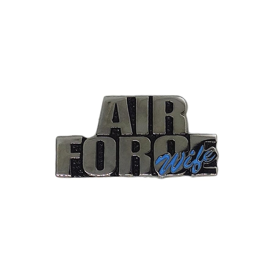AIR FORCE Wife ピンズ